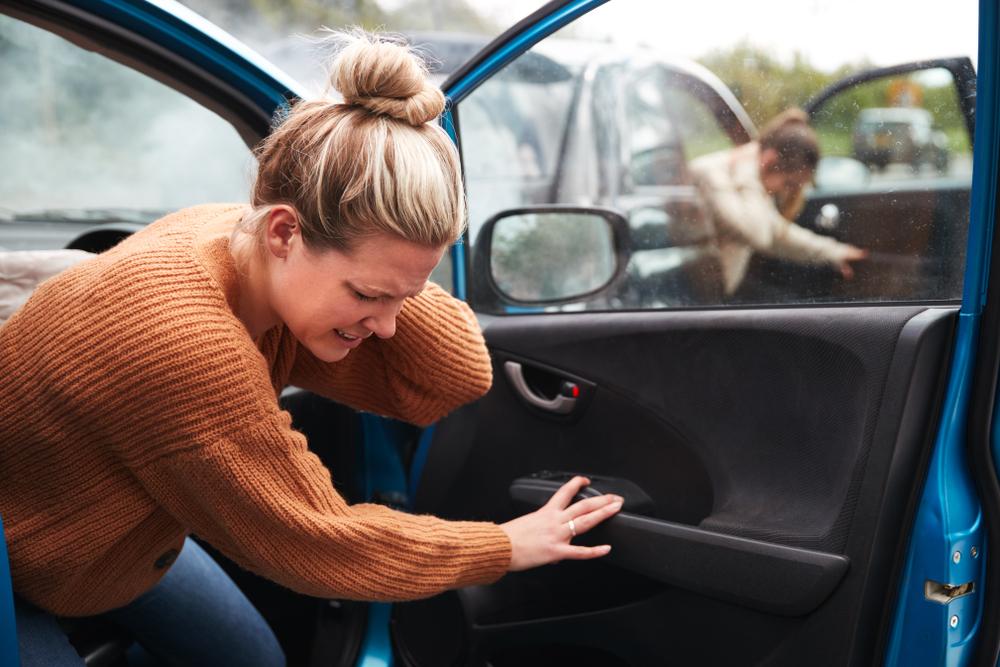 Car Accident Steps